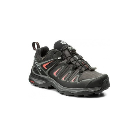 Salomon Trekingová obuv X Ultra 3 Gtx W GORE-TEX 398685 20 V0