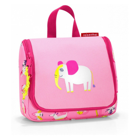 Kozmetická taška Reisenthel Kids S Abc Friends Pink