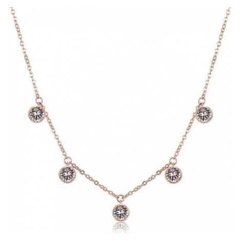 Brosway Trblietavý náhrdelník Symphonia BYM11