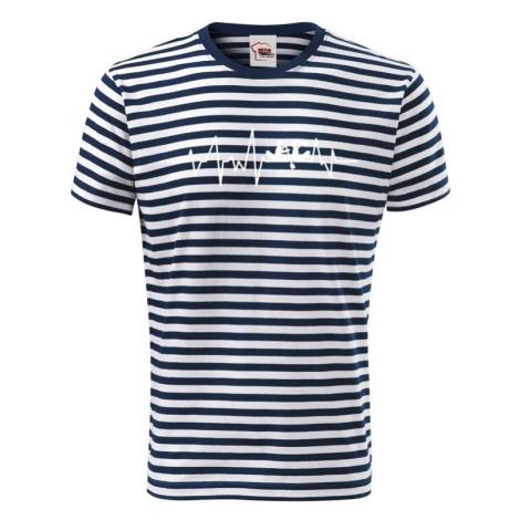 Pánske tričko Vodácky pulz - ideálne tričko na vodu