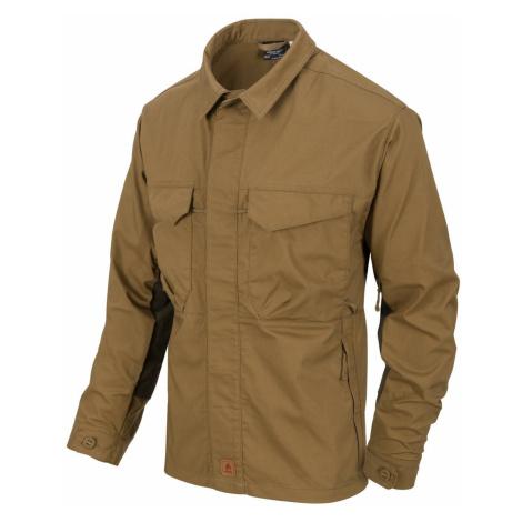 Košeľa Woodsman Helikon-Tex® – Coyote / Taiga Green