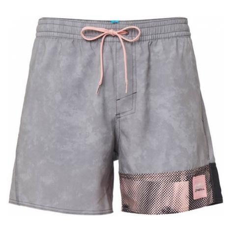 O'Neill PM TEXTURED SHORTS šedá - Pánske šortky do vody