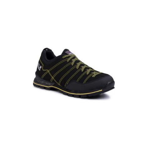 Jack Wolfskin Trekingová obuv Scrambler Low M 4036701 Čierna