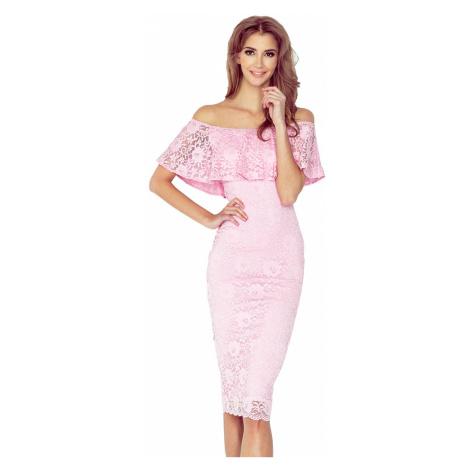 Šaty dámské MORIMIA 013 2 light pink