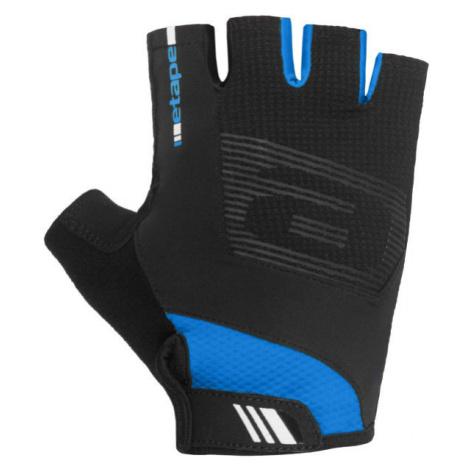 Etape GARDA čierna - Pánske cyklistické rukavice