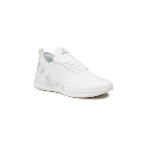 Deha Sneakersy B24991 Biela