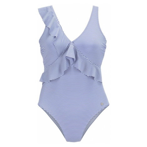 LASCANA Jednodielne plavky  modrá
