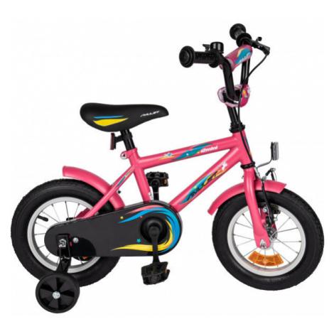 Amulet MINI 12 ružová - Detský bicykel