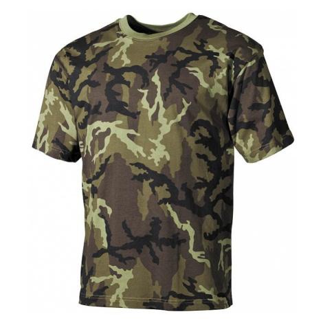 Bavlnené tričko klasického štýlu US army MFH® s krátkym rukávom - vzor 95.-CZ