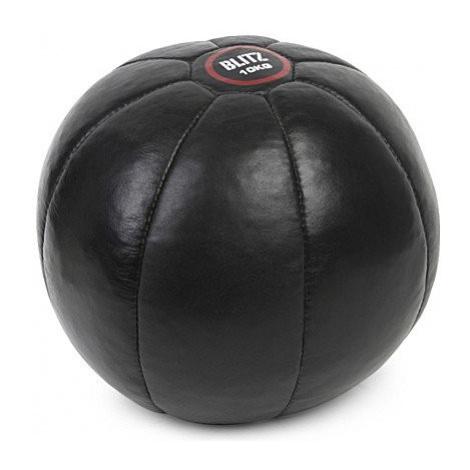 Blitz Leather Medicine Slam Ball
