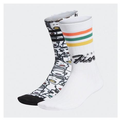 adidas Originals x Fiorucci Sock 2 Pack FL9637