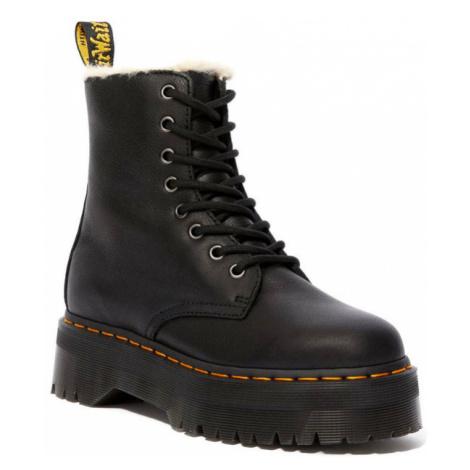 topánky zimný DR. MARTENS - 8 dírkové - Jadon FL - DM25637001 Dr Martens