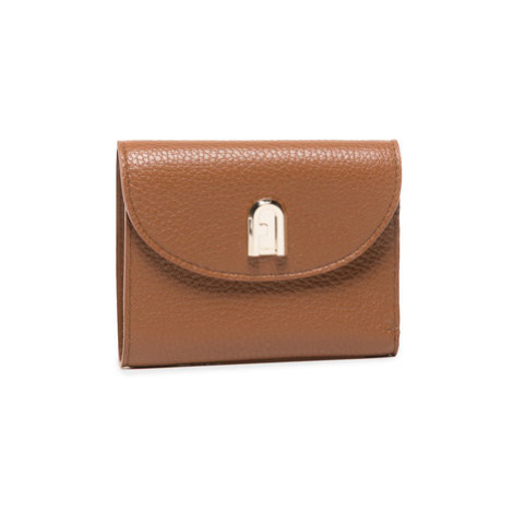 Furla Malá dámska peňaženka Sleek 1056759 P PCR2 HSF Hnedá