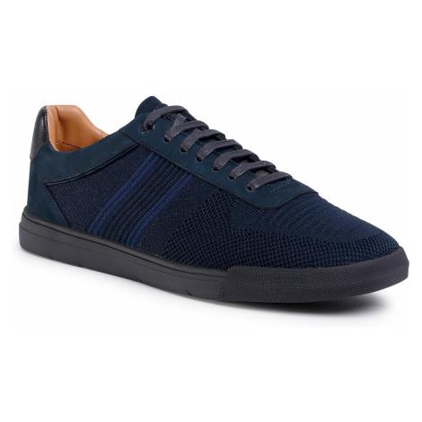 Sneakersy BOSS - Cosmopool 50423466 10223784 01 Dark Blue 401 Hugo Boss