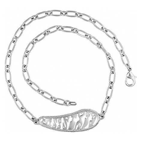 Miss Sixty Štýlový dámsky náhrdelník SMEE01
