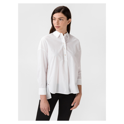 Košile Tommy Hilfiger Biela