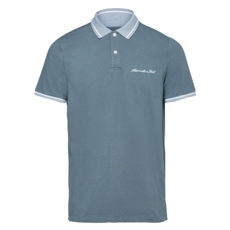 Abercrombie & Fitch Tričko  modrá