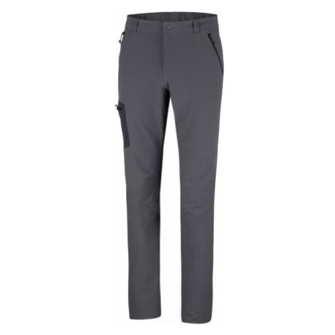 Columbia TRIPLE CANYON PANT tmavo sivá - Pánske outdoorové nohavice