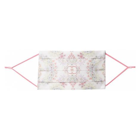 CODELLO Látkové rúško 'Traditional'  fialová / svetlozelená / ružová