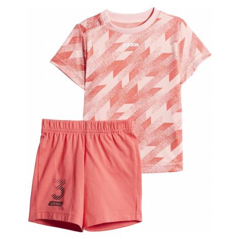 Adidas Short Sleeve Set