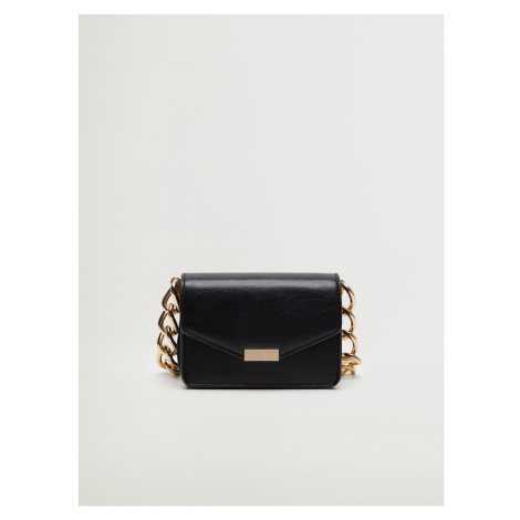 Black Crossbody Handbag Mango