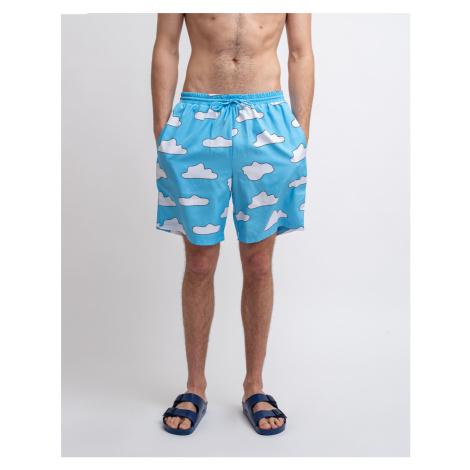 Lazy Oaf Sky's The Limit Swim Shorts Blue