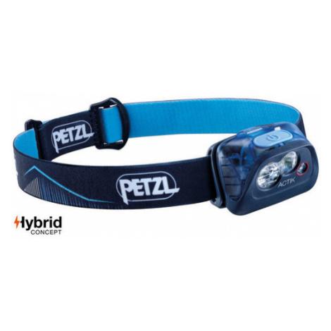 čelovka Petzl ACTIK modrá E099FA01