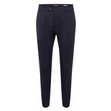 ANTONY MORATO Plisované nohavice  námornícka modrá / modrofialová