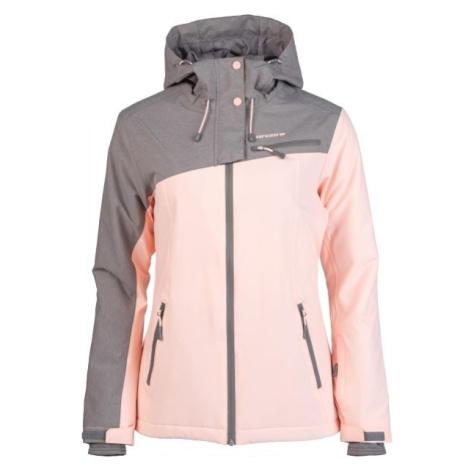 Arcore AKIRA ružová - Dámska lyžiarska bunda