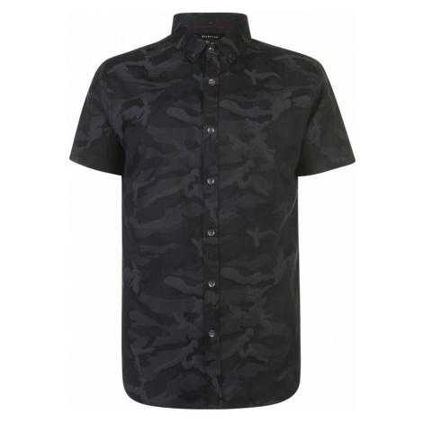 Firetrap Short Sleeve Camo Shirt