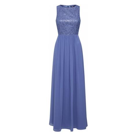 Vera Mont Večerné šaty  modrosivá