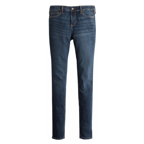 HOLLISTER Džínsy 'DARK MRSS 1234'  modrá denim
