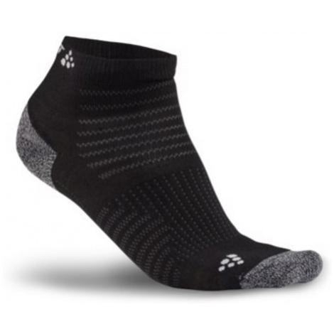 Ponožky CRAFT Run Training 1907900-999900 - čierna