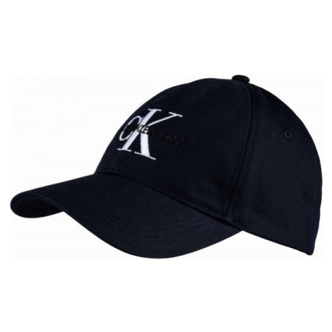 Calvin Klein CKJ MONOGRAM CAP čierna - Unisex šiltovka
