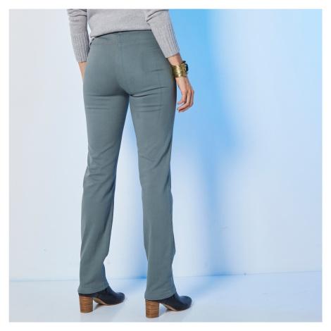 Blancheporte Tvarujúce nohavice, efekt plochého bruška bronzová