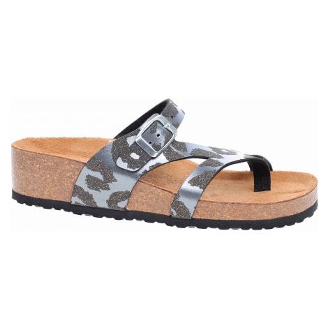 Dámské pantofle Bio LIfe 1906.7 antra Greta 1906.7 antra Greta 414