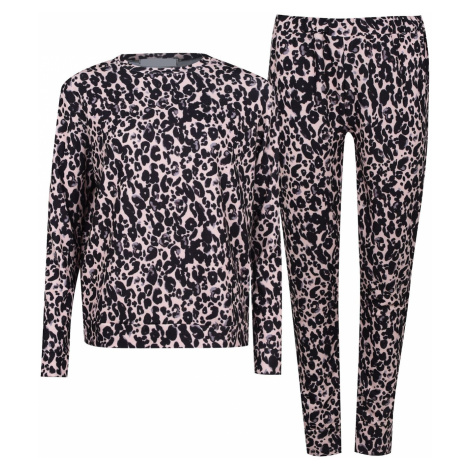 Miso Top and Cuffed Joggers Tracksuit Loungewear Co Ord Set