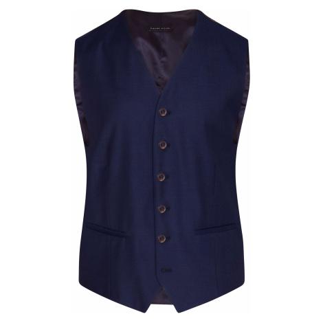 Pánska modrá vesta Pietro Filipi modrá