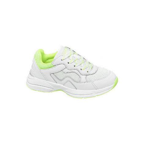 Biele chunky tenisky Esprit