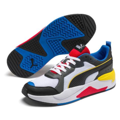 Puma X-RAY biela - Pánska vychádzková obuv
