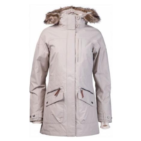 Columbia CARSON PASS IC JACKET béžová - Dámsky zimný kabát