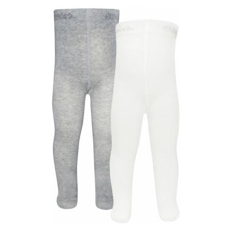 EWERS Pančuchy  sivá / biela