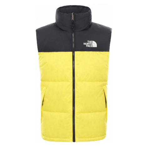 The North Face M 1996 Retro Nuptse Vest Tnf Lemon-L žlté NF0A3JQQDW9-L