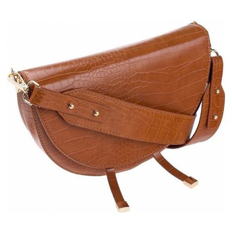 Rovicky® hnedá malá crossbody kabelka