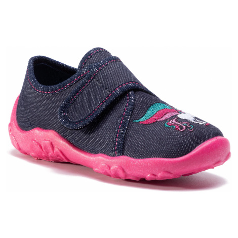 Papuče SUPERFIT - 1-000258-80 M Blau