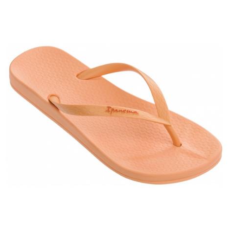 Ipanema oranžové žabky Anat Colors Fem Orange/Light Orange