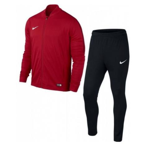 Nike ACADEMY16 YTH KNT TRACKSUIT 2 červená - Chlapčenská športová súprava