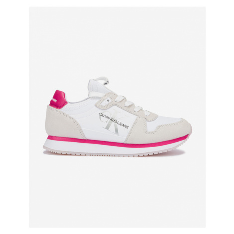 Calvin Klein Runner Tenisky Ružová Biela