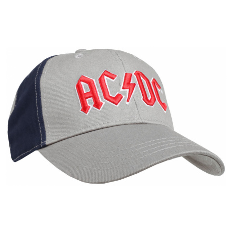 šiltovka ROCK OFF AC-DC Red Logo