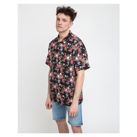 Lazy Oaf Nip It In The Bud Bowling Shirt Multi